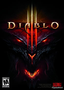 Diablo III Box Art