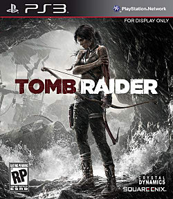 Tomb Raider (2013) Box Art