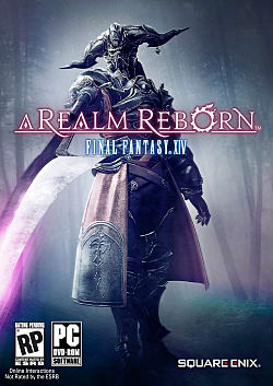 Final Fantasy XIV Box Art