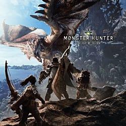 Monster Hunter: World Box Art
