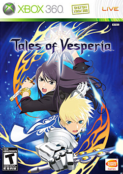 Tales of Vesperia Box Art
