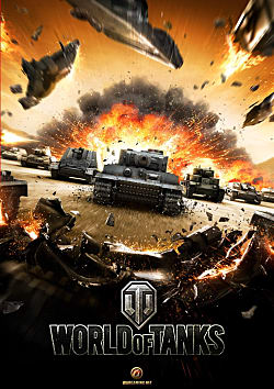 World of Tanks Box Art