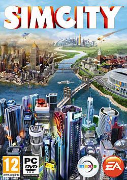 SimCity Box Art