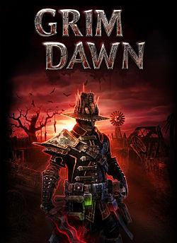 Grim Dawn Box Art