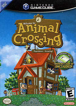 Animal Crossing Box Art
