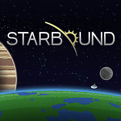 Starbound Box Art