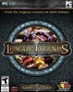 League of Legends Box Art