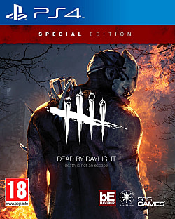 Dead by Daylight Box Art