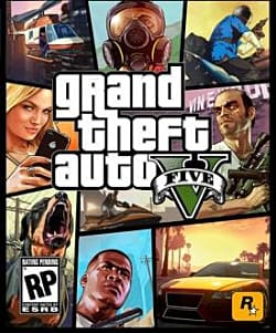 Grand Theft Auto Box Art