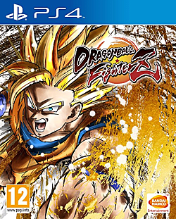 Dragon Ball FighterZ Box Art