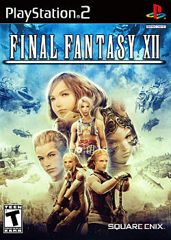 Final Fantasy XII Box Art