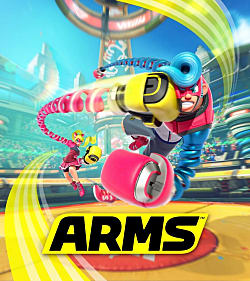 Arms Box Art
