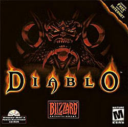 Diablo Box Art