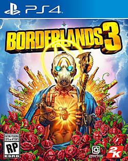 Borderlands 3 Box Art