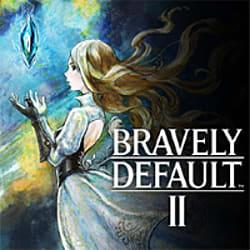 Bravely Default 2 Box Art