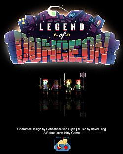 Legend of Dungeon Box Art