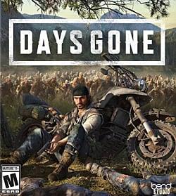 Days Gone Box Art