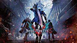Devil May Cry 5 Box Art