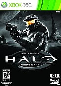 Halo: Combat Evolved Anniversary Box Art