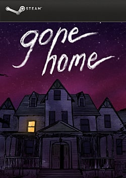 Gone Home Box Art
