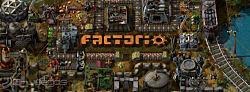 Factorio Box Art