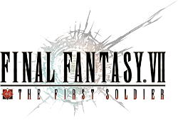 Final Fantasy 7: The First Soldier Box Art