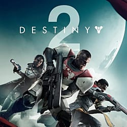 Destiny 2 Box Art