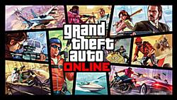 Grand Theft Auto Online Box Art