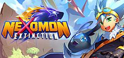 Nexomon: Extinction Box Art