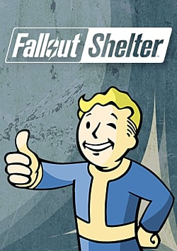 Fallout Shelter Box Art