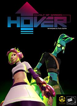 Hover: Revolt of Gamers Box Art