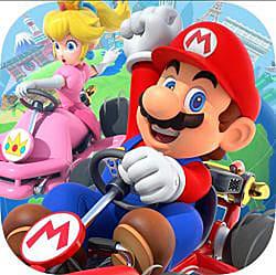 Mario Kart Tour Box Art