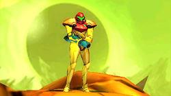 Metroid 2 (3DS) Box Art