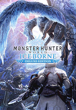 Monster Hunter: World Iceborne Box Art
