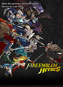 Fire Emblem Heroes Box Art
