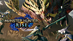 Monster Hunter Rise Box Art
