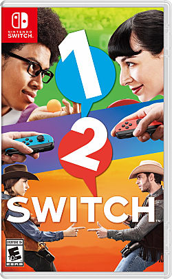 1-2 Switch Box Art