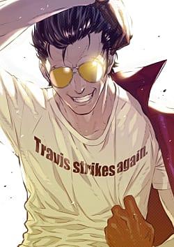 No More Heroes: Travis Strikes Again Box Art
