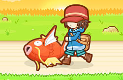 Magikarp Jump Box Art