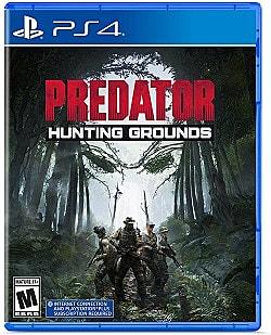 Predator: Hunting Grounds Box Art