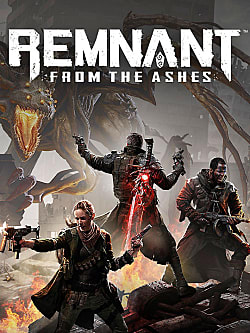 Remnant: From the Ashes  Box Art
