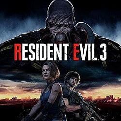 Resident Evil 3 Remake Box Art