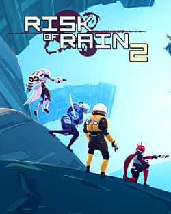 Risk of Rain 2 Box Art