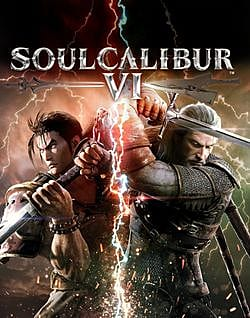 Soul Calibur 6 Box Art