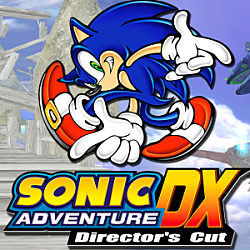 Sonic Adventure DX Box Art