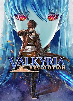 Valkyria Revolution Box Art