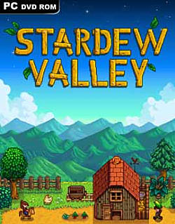 Stardew Valley Box Art