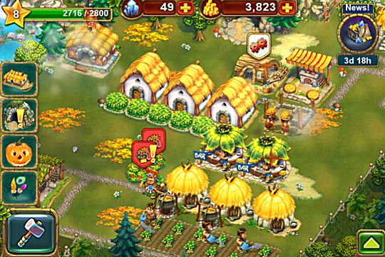 Build And Expand Your Tribez Without Spending Any Real