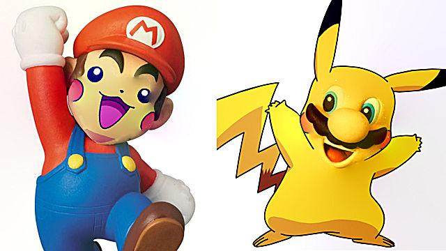 Super Mario vs. Pikachu
