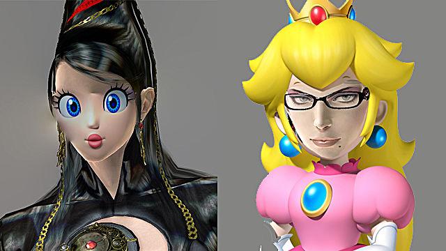 Bayonetta vs. Princess Peach
